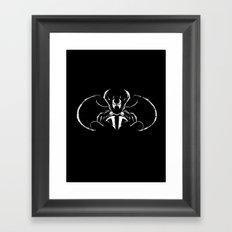 The Dark Spawn Framed Art Print