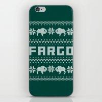 Fargo Sweater iPhone & iPod Skin
