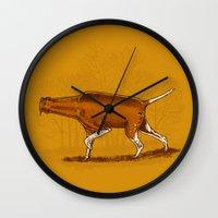 Man's Best Friend Wall Clock