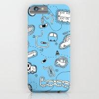 Vehicle Doodle (: iPhone 6 Slim Case
