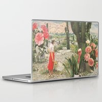 collage Laptop & iPad Skins featuring Decor by Sarah Eisenlohr