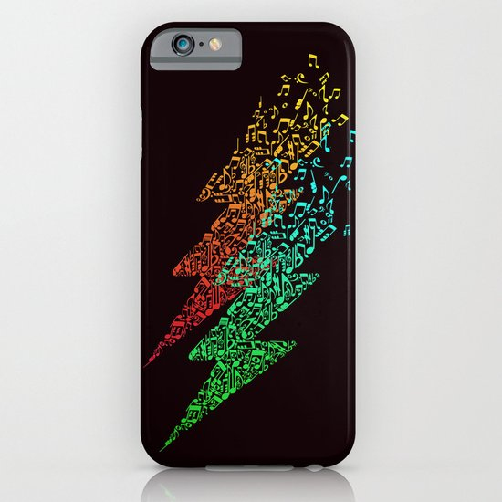 Electro music iPhone & iPod Case