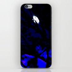 Midnight Blues iPhone & iPod Skin