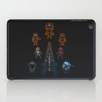 Mass Effect 2 Baddies iPad Case
