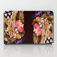Neon Artpop iPad Case
