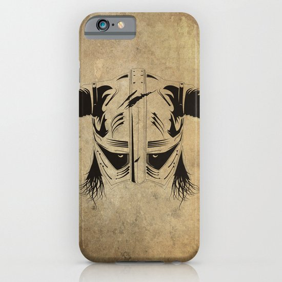 Dragonborn iPhone & iPod Case