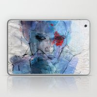 blue lover Laptop & iPad Skin