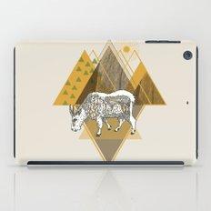 Mountain Goat iPad Case