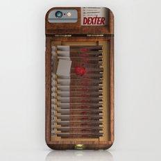 I-Dex Dexter Blood Slide… iPhone 6 Slim Case