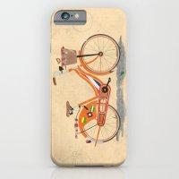 iPhone & iPod Case featuring Love Holland, Love Bike by Wyatt Design