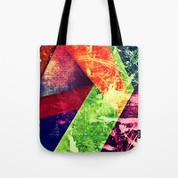 Through Colour Tote Bag
