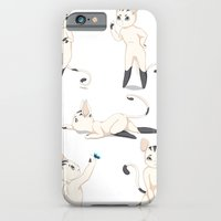 Thorodrin cat iPhone 6 Slim Case