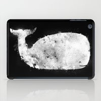 Bleached Whale iPad Case