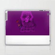 Gift - violet version Laptop & iPad Skin