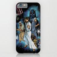 Jesus Christ Super StarWars iPhone 6 Slim Case
