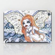#75 Dangerous D. iPad Case