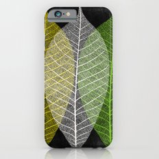 'Natural Dry Leaves' iPhone 6s Slim Case