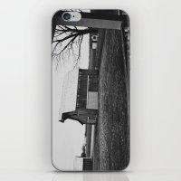 country barn iPhone & iPod Skin