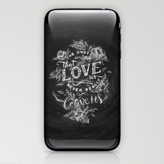 Harry Potter - The Ones That Love Us iPhone & iPod Skin