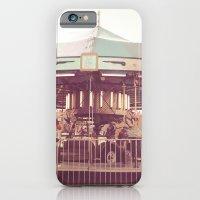 Merry-Go-Round and Round iPhone 6 Slim Case