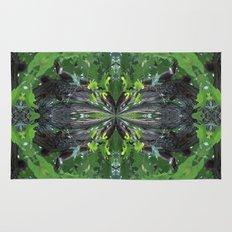 Nature's Twists # 17 Rug
