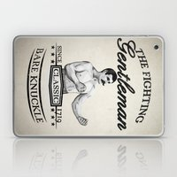 The Fighting Gentlemen Laptop & iPad Skin