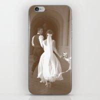Runaway Wedding iPhone & iPod Skin