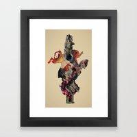 Totem (for the soul of America) Framed Art Print