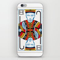 House M.D. iPhone & iPod Skin