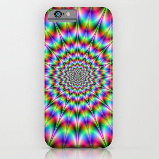 Psychedelic Explosion iPhone & iPod Case