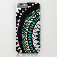 iPhone & iPod Case featuring Patterned Sun by Maddie Wainwright
