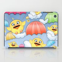 In Coming Birdies.  iPad Case