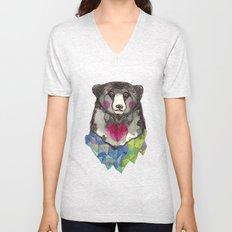 Bear yeah Unisex V-Neck