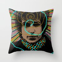 Bob Dylan Goin' Nowhere Throw Pillow