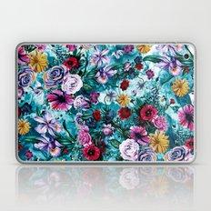 RPE FLORAL OCEAN Laptop & iPad Skin