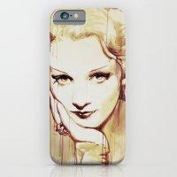 Marlene Dietrich  iPhone 6 Slim Case