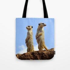 Meerkat. Tote Bag