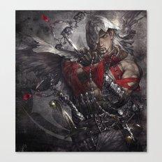 Master Assassin Canvas Print
