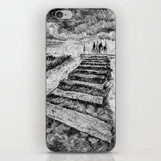 Storm - Ink iPhone & iPod Skin