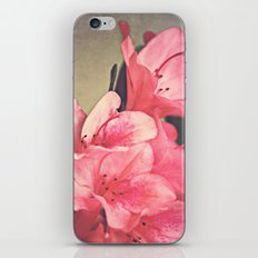 Strawberry Flowers iPhone & iPod Skin