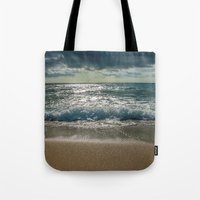 Just Me And The Sea Tote Bag