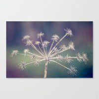 Withered Spirit Canvas Print
