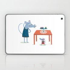 Missing cupcake Laptop & iPad Skin