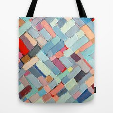 Summer in the City Tote Bag