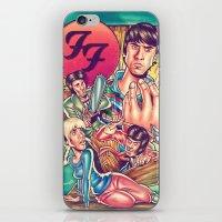 Waiting For FF Everlong iPhone & iPod Skin