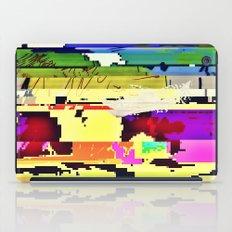 Paint On The Monitor #2 iPad Case