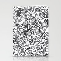 Mushmania Stationery Cards