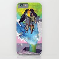 Never for Money Always for Love iPhone 6 Slim Case