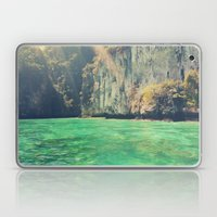 a little touch of paradise Laptop & iPad Skin