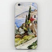 Èze Village iPhone & iPod Skin